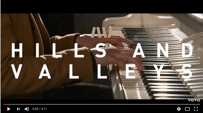 "Praise and Worship: ""Hills and Valleys"" [Acoustic Video] With Lyrics - Tauren Wells"