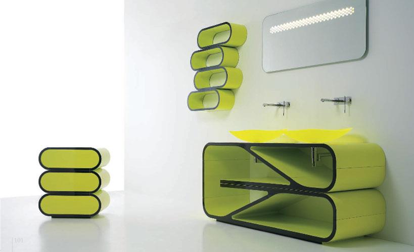 Salle De Bains Design La Collection DIl Bagno Bandini Inspiration Bain