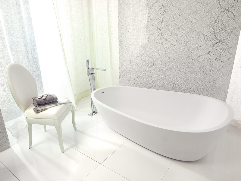 Le Krion Le Solid Surface De Porcelanosa Inspiration Bain