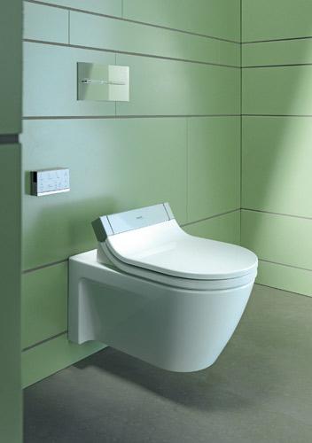 SensoWash Le WC Douche De Philippe Starck Pour Duravit