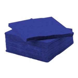 Serviette Voie sèche bleue