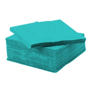 Serviette Voie sèche turquoise