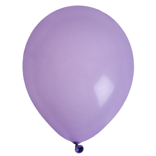 Ballon uni parme