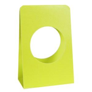 Porte boule vert