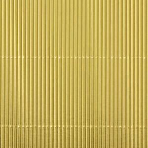 Carton ondulé - or
