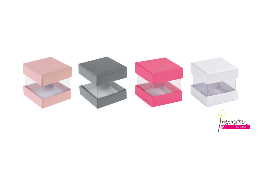Boite cube souvenir