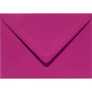 Papicolor enveloppe 114 x 162 - framboise