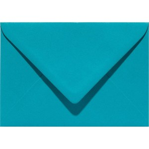 Papicolor enveloppe 114 x 162 - turquoise