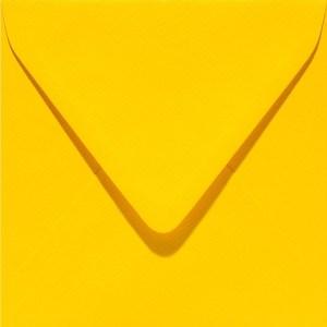 Papicolor enveloppe 140 x 140 - jaune