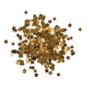 Petites paillettes étoiles - or
