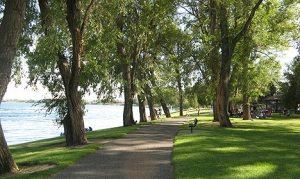 Columbia Park in Kennewick WA