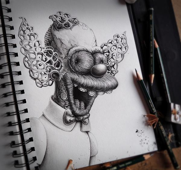 Sketchbook Art by Pez11