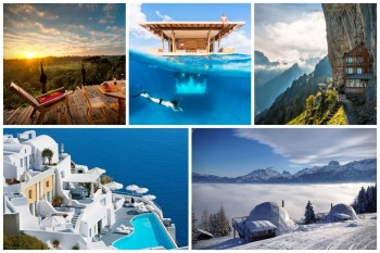 Luxury Hotels Around The World