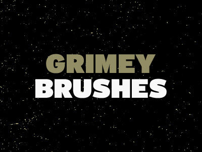 Grimey Brushes by Mattox Shuler
