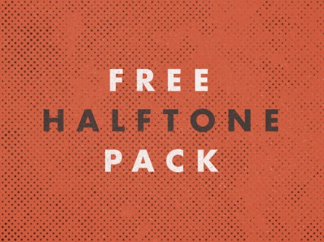 Free Halftone Pack by Dustin Lee