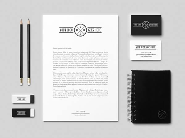 Branding : Identity MockUp Vol.2