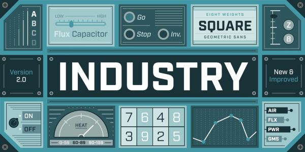 Industry by Fort Foundry