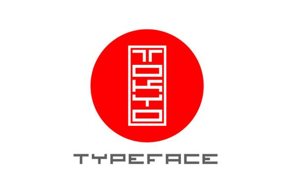 Tokyo Typeface by Inspirationfeed