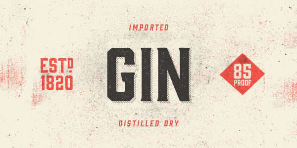 Gin by Fort Foundry