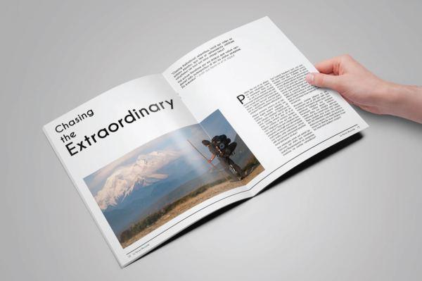 La Vechia Magazine Template