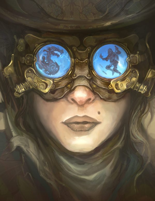 Marvels of Science and Steampunk by JonHodgson