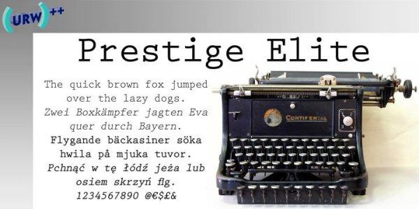 Prestige Elite by URW