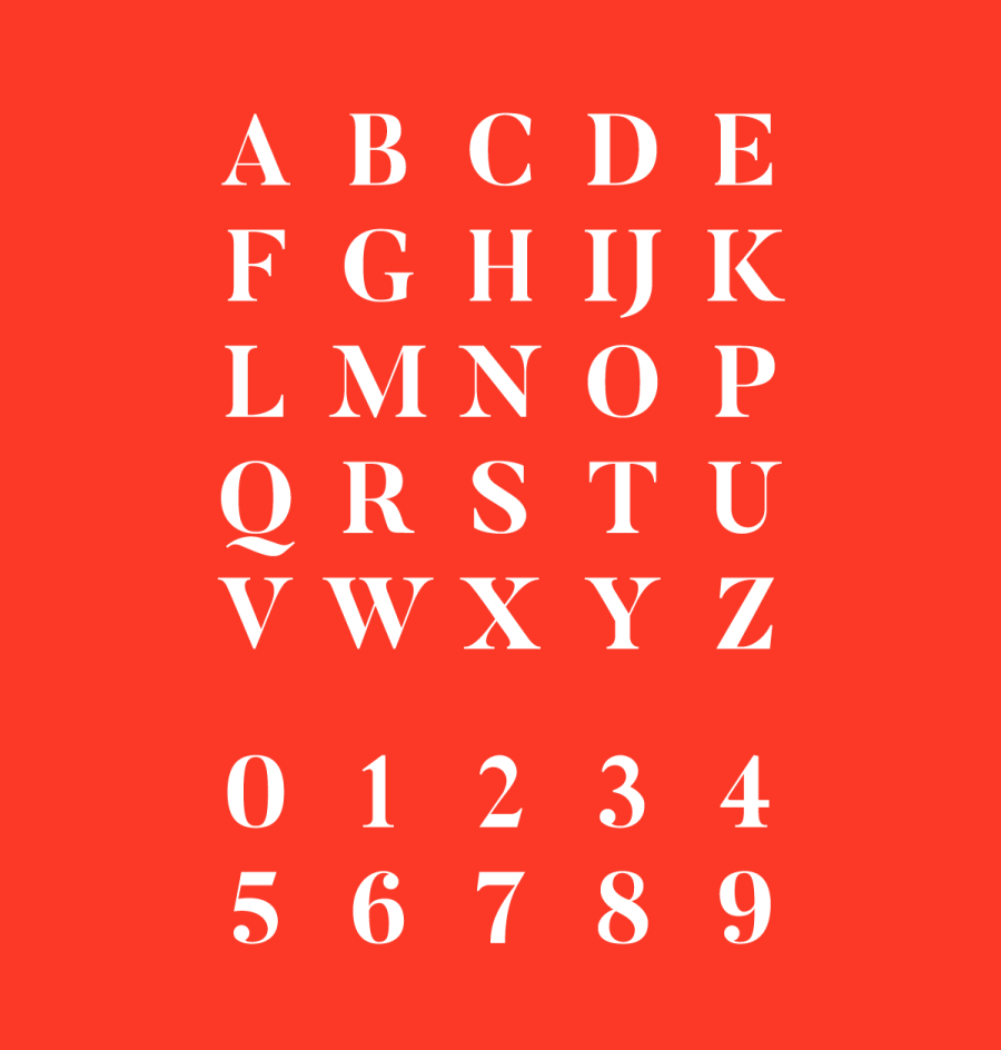 Butler Font Preview 2