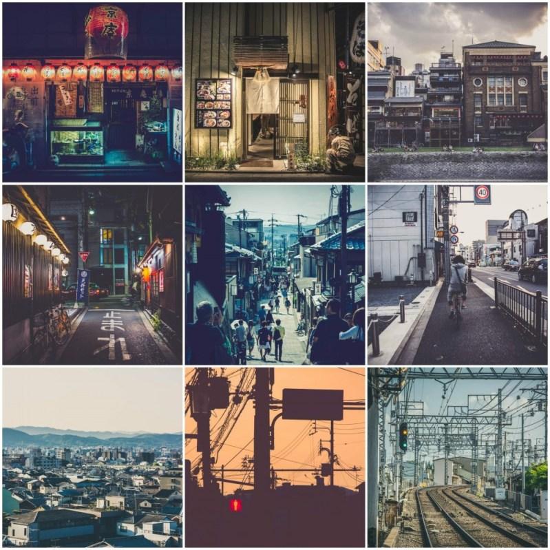 Kyoto Photo Pack 6