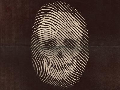 Death Finger Print by P. Von Haggen