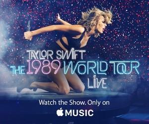 Taylor Swift Ad