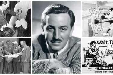 Walt Disney Social Media