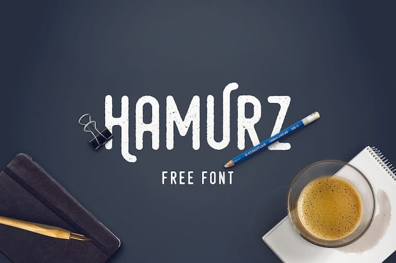 Hamurz Typeface