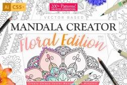 Mandala Creator Pro Floral Edition Download