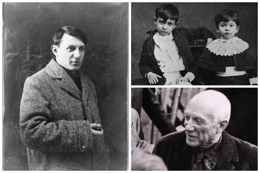 Pablo Picasso Collage