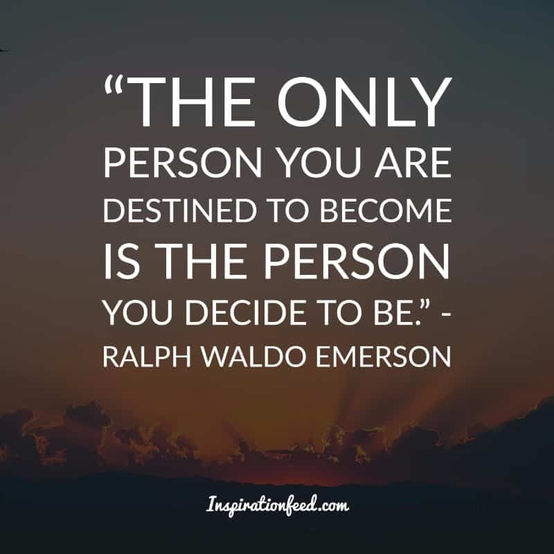 30 Best Ralph Waldo Emerson Quotes To End Your Day On A Good Note