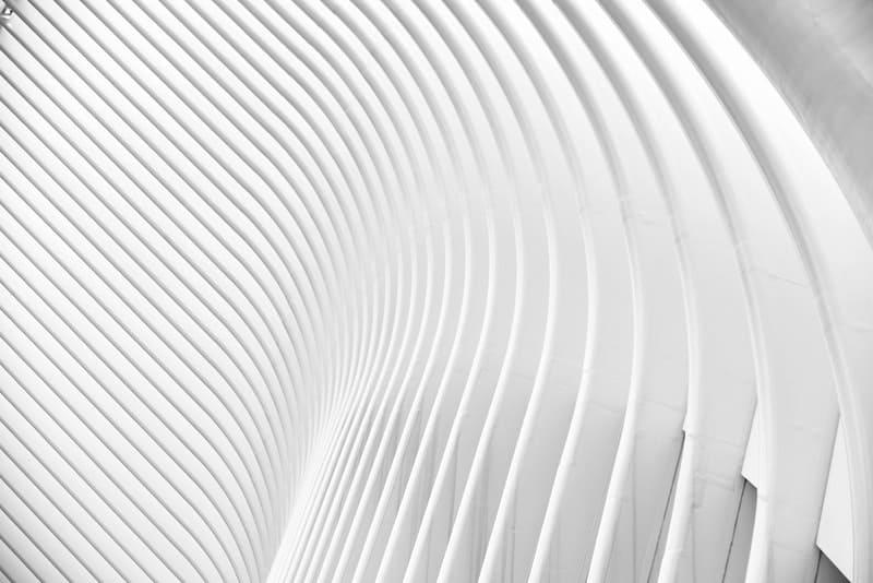 futuristic lines