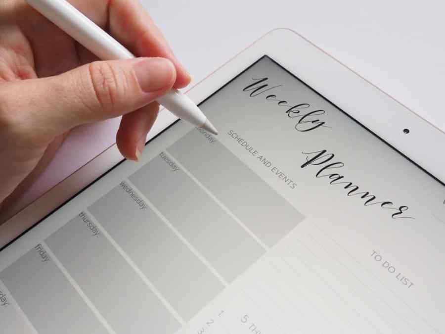 Schedule Your Blog