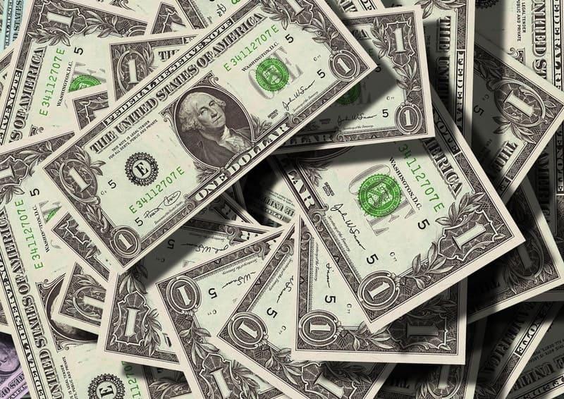 1 dollar us bank notes