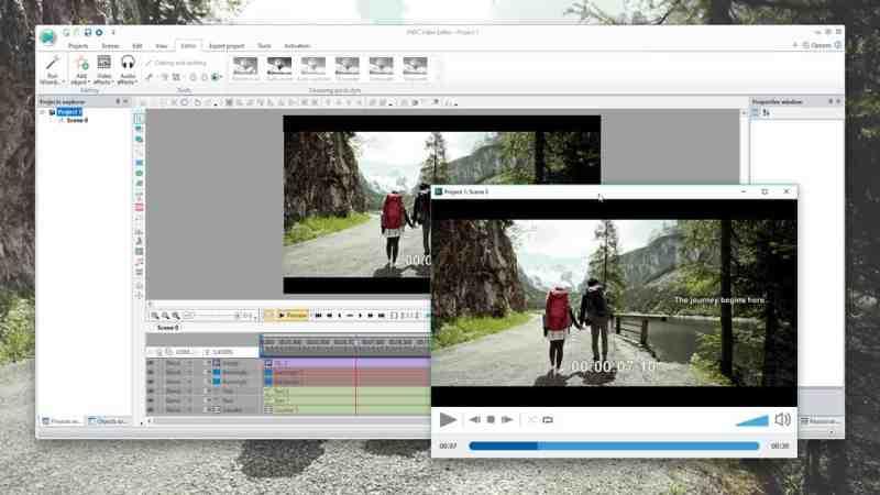 GoPro video editor exampl