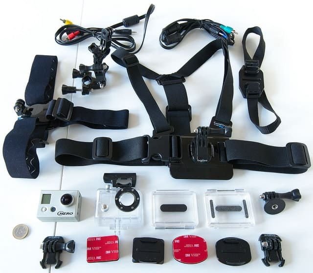 GoPro accessories for a beginners arsenal