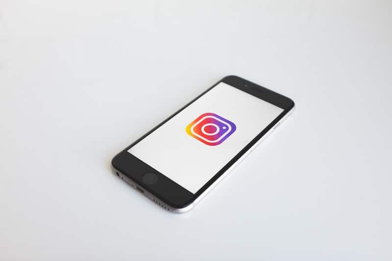 Instagram App on Apple iPhone