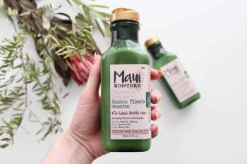 Maui Moisture Shampoo Bottle