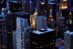 Skyscraper Office Buildings
