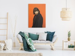 How Canvas Prints Became a Beloved Millennial Trope