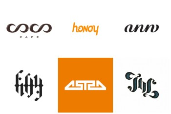 Ambigram Logo Designs