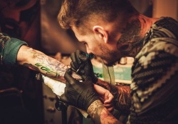 TATTOO - THE BODY CANVAS