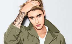 Justin bieber Copyright by Inspirationfeed.