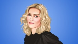Madonna Copyright by Inspirationfeed.