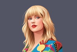Taylor Swift Copyright by Inspirationfeed.