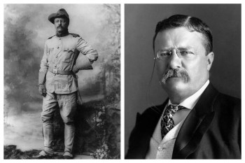 Teddy Roosevelt Collage
